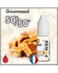 50/50 CARAMEL - Flavour POWER - e-liquide 10ml