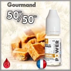 50/50 50/50 CARAMEL - Flavour POWER - e-liquide 10ml