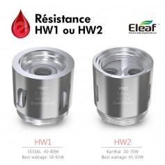 Resistance HW Eleaf Eleaf