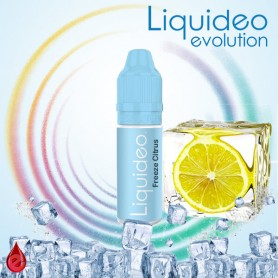 FREEZE CITRUS - LIQUIDEO e-liquide 10ml LIQUIDEO