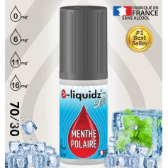 e-liquidz START MENTHE POLAIRE e-liquidz START • eliquide 10ml