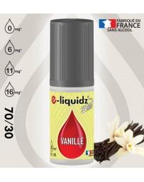 VANILLE DES ILES e-liquidz START • eliquide 10ml