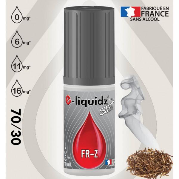 e-liquidz START TBC FR-Z e-liquidz START • eliquide 10ml
