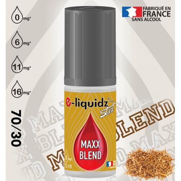 e-liquidz START TBC MAXX BLEND e-liquidz START • eliquide 10ml