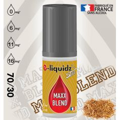 e-liquidz START TBC MAXX BLEND e-liquidz START • eliquide 10ml