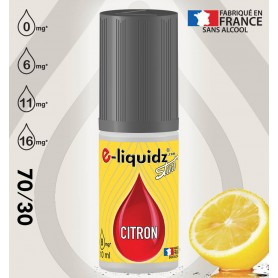 CITRON e-liquidz START • eliquide 10ml