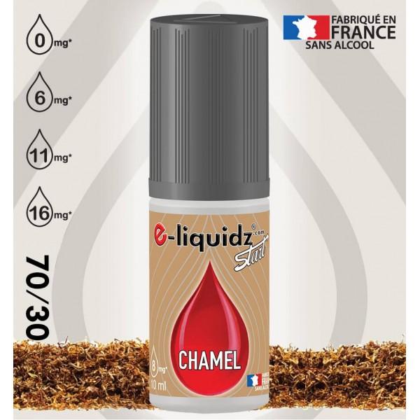 TBC CHAMEL e-liquidz START • eliquide 10ml e-liquidz START • e liquide pas cher !