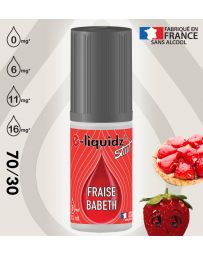 FRAISE BABETH  e-liquidz START • eliquide 10ml