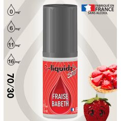 e-liquidz START FRAISE BABETH e-liquidz START • eliquide 10ml