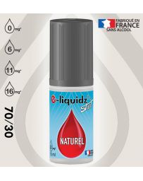 e-liquide NATUREL e-liquidz START • 10ml (sans aromes)