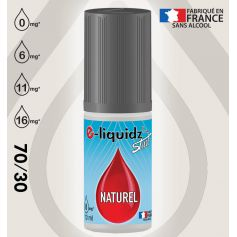 e-liquidz START e-liquide NATUREL e-liquidz START • 10ml (sans aromes)