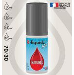 e-liquide NATUREL e-liquidz START • 10ml (sans aromes)