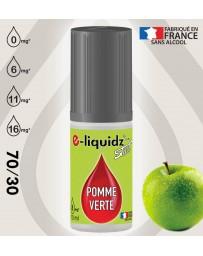 POMME VERTE e-liquidz START • eliquide 10ml