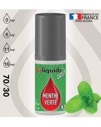 MENTHE VERTE e-liquidz START • eliquide 10ml