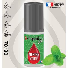 e-liquidz START MENTHE VERTE e-liquidz START • eliquide 10ml