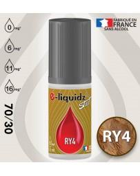 TBC RY4 e-liquidz START • eliquide 10ml