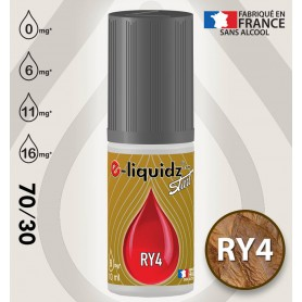 TBC RY4 e-liquidz START • eliquide 10ml