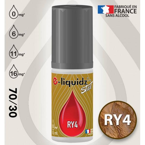 e-liquidz START TBC RY4 e-liquidz START • eliquide 10ml