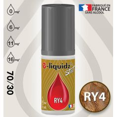 e-liquidz START TBC RY4 e-liquidz START • eliquide 10ml