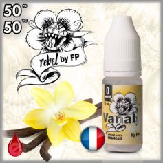 REBEL by FP 50/50 VANALY REBEL - Flavour POWER - e-liquide 10ml