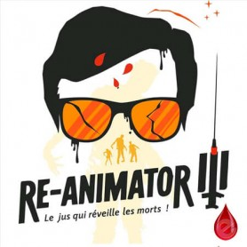 Re-Animator 3 - le french liquide - pack 30ml