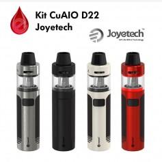 e-cigarettes Joyetech - Kit CuAIO D22