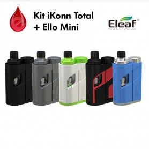Eleaf - Kit iKonn Total Ello Mini