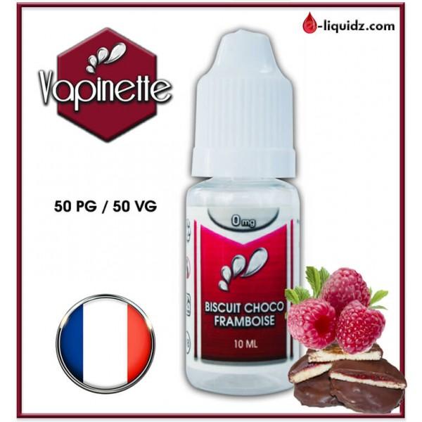 BISCUIT CHOCO FRAMBOISE - VAPINETTE Vapinette