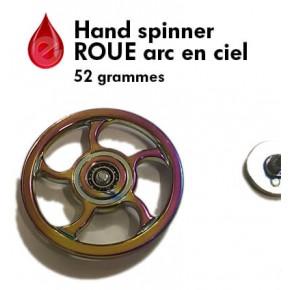 FIDGET HAND SPINNER ROUE