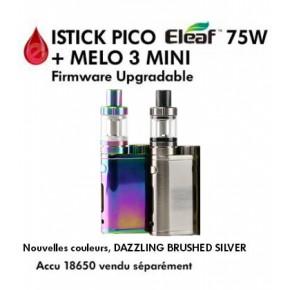 Eleaf - KIT ISTICK PICO TC 75W - MOD Eleaf