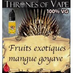 KING FIRE - Thrones of Vape SAVOUREA