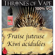 RED WITCH - Thrones of Vape SAVOUREA