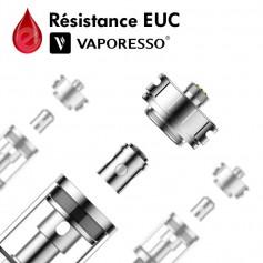 resistance VAPORESSO EUC clapton 0.4ohm