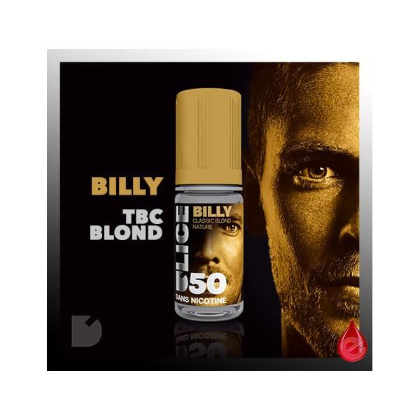 BILLY D50 - D'lice - e-liquide 10ml