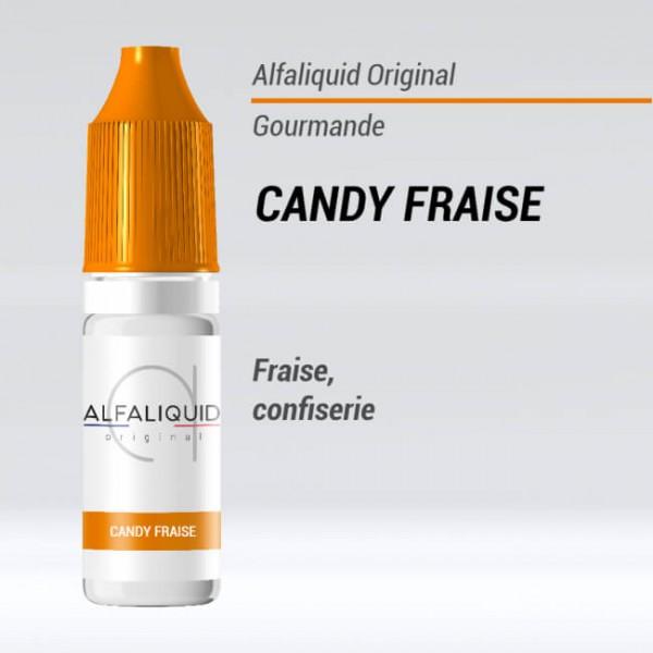 CANDY FRAISE - ALFALIQUID