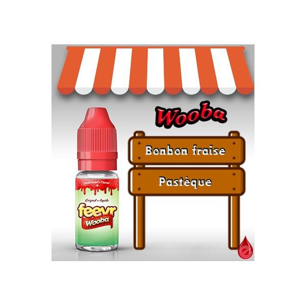 WOOBA - FEEVR e-liquide