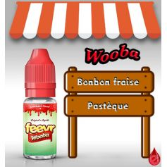 WOOBA - FEEVR e-liquide DESTOCKAGE DLUO