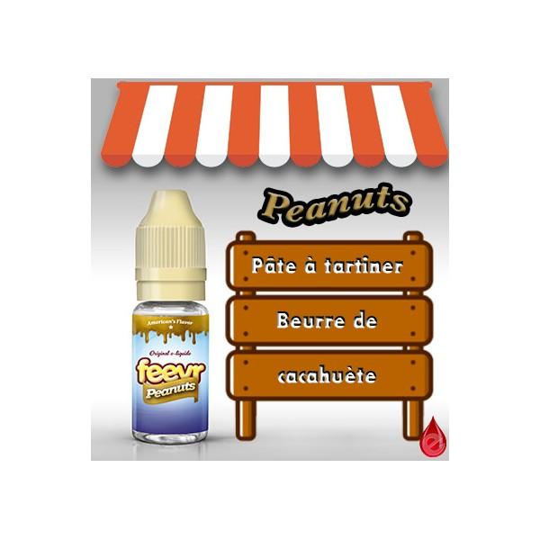 FEEVR PEANUTS - FEEVR e-liquide