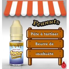 PEANUTS - FEEVR e-liquide DESTOCKAGE DLUO