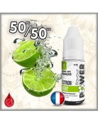 50/50 CITRON VERT - Flavour POWER - e-liquide 10ml