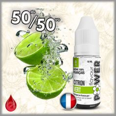 50/50 CITRON VERT - Flavour POWER - e-liquide 10ml