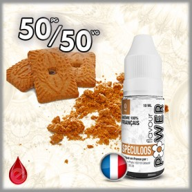 50/50 SPECULOS - Flavour POWER - e-liquide 10ml