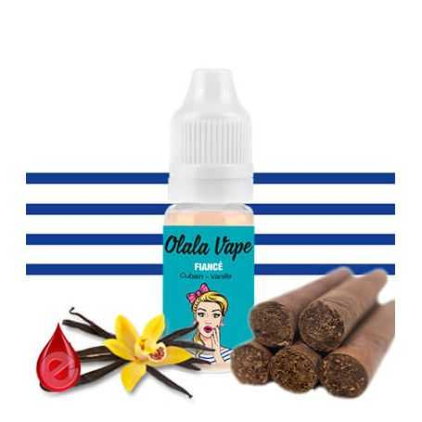 Olala Vape FIANCE - OLALA VAPE e-liquide DESTOCKAGE