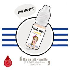 BON APPETIT - OLALA VAPE e-liquide