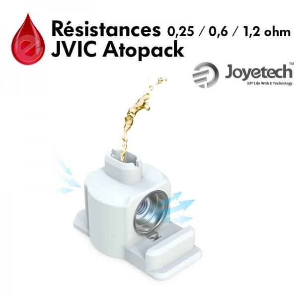 Resistance JVIC Atopack Joyetech