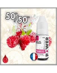 50/50 FRAMBOISE - Flavour POWER - e-liquide 10ml