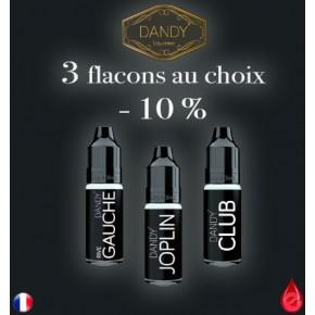 DANDY pack promo de 3 flacons