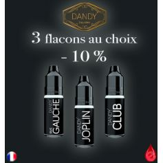 PACKS DANDY pack promo de 3 flacons