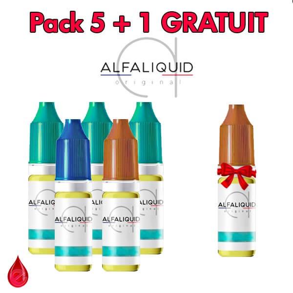 ALFALIQUID PACK DE 5 + 1 GRATUIT