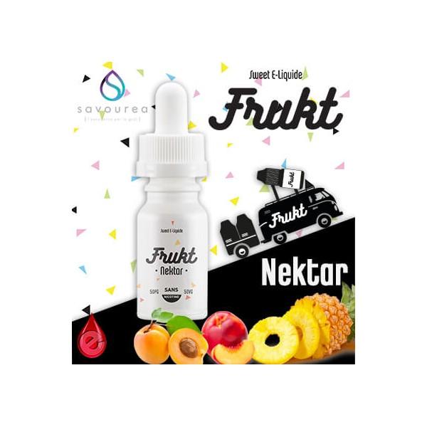 NEKTAR - FRUKT e-liquide - pas cher
